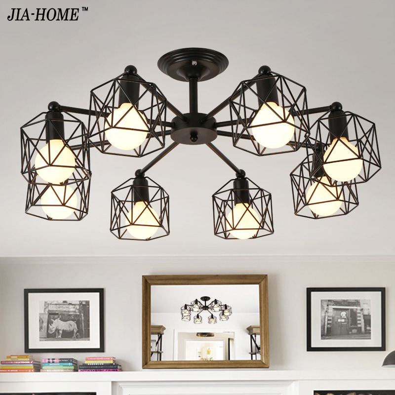Modren ceiling lights Living Room Bedroom Lamp Dome Light 3/6/8 lamps Lights for Home Decoration  lighting free shipping fashion design of kids room lamp nordic dome light 3 5 heads ceiling lights for home decorate