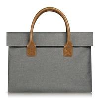 11 12 13 14 15 Portable Laptop Bag Case Universal Notebook Tablet Sleeve Handbag For Macbook