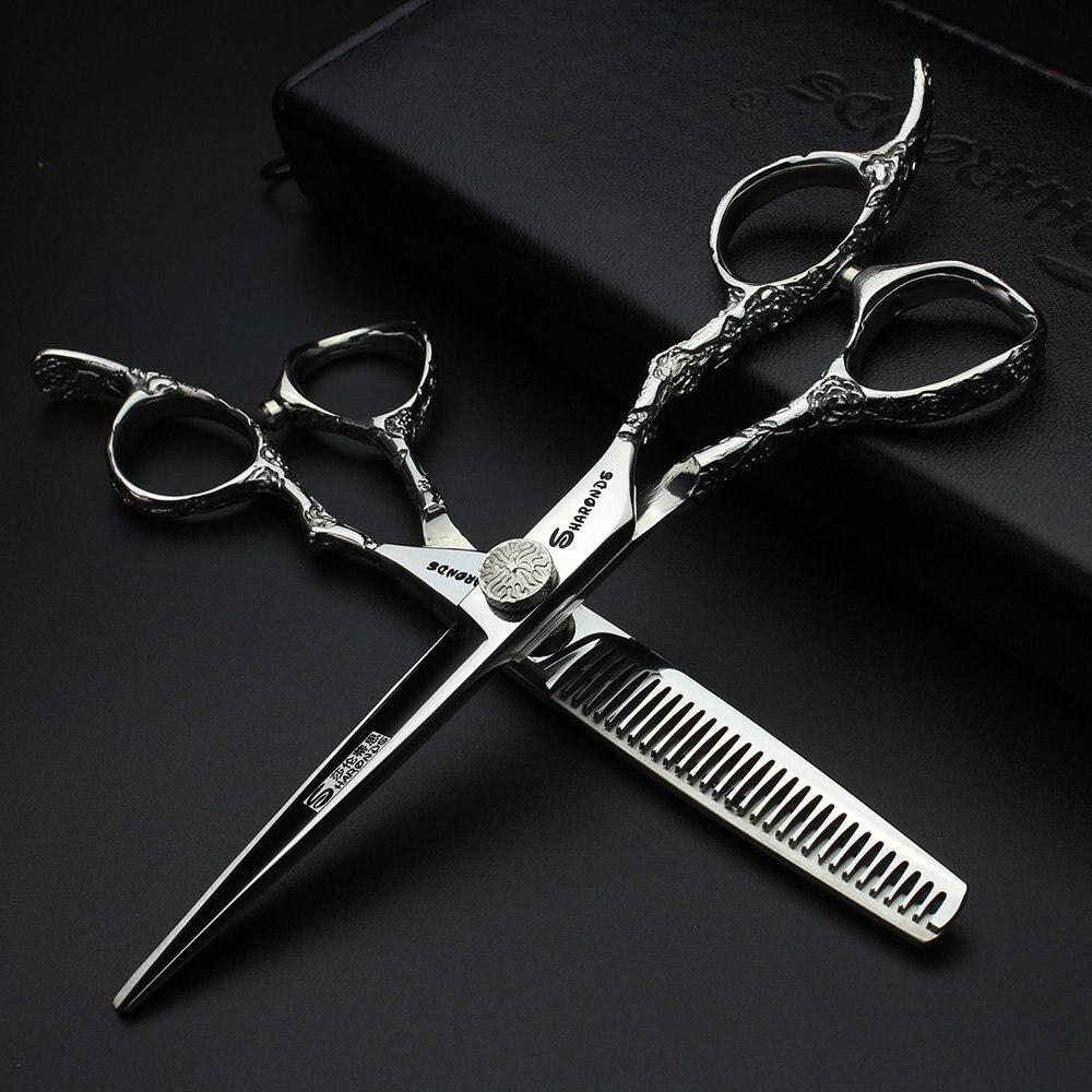Ножиці для перукарень 7 дюймів - Догляд за волоссям та стайлінг - фото 1