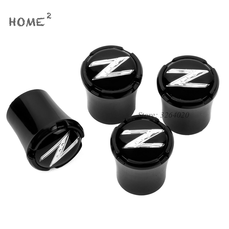 Car Accessories Styling Tire Valve Cap Cover Airtight Cap Wheel Tool for Nissan Altima teana frontier juke note Sunny 350-z 370z