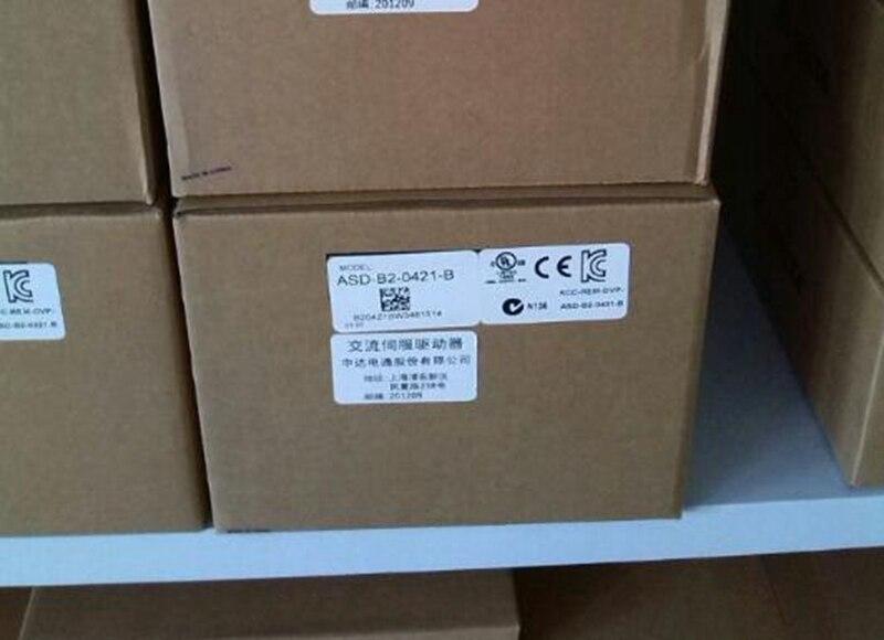 все цены на New Original ASD-B2-0421-B AC Sevor Drive 1ph 220V 400W 2.6A онлайн