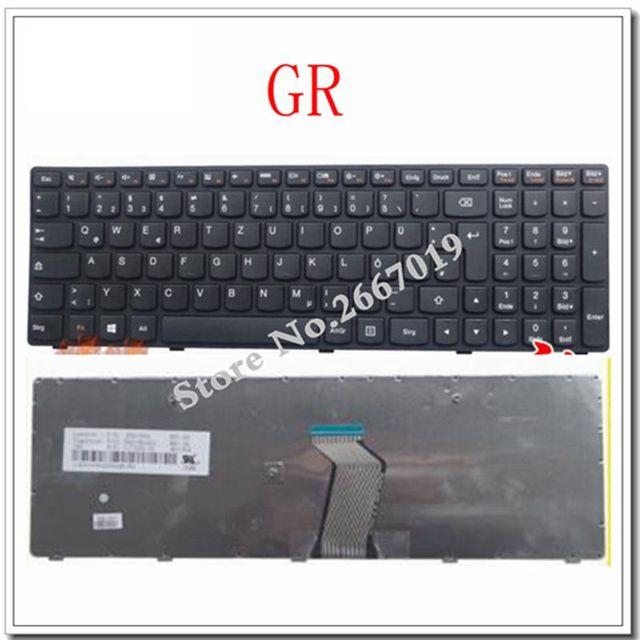 GR Novo para LENOVO G500 G505 G510 G500A G700A G700 G710 G710A G505A Teclado do portátil (NÃO CABER G500S)