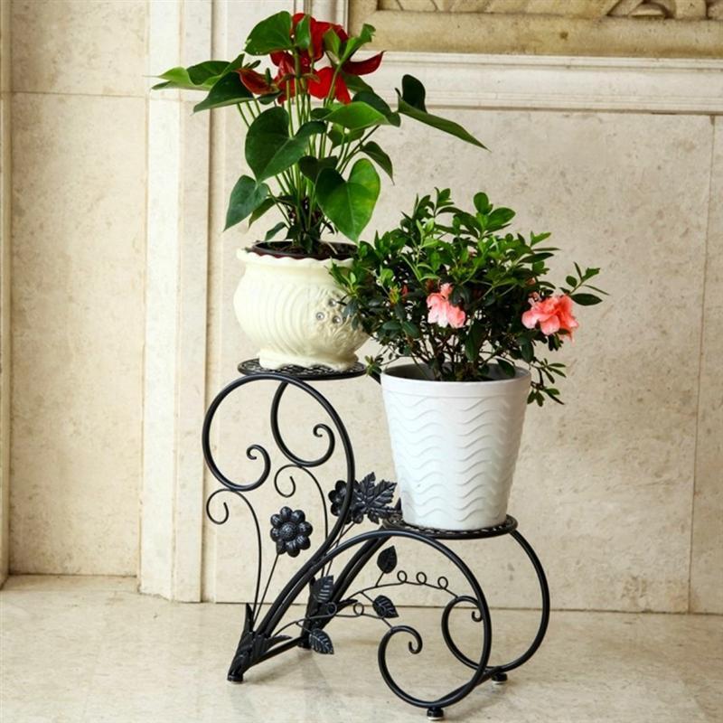Winomo Indoor Plant Stand Shelf Corner Flower Pot Holder Planters Display Rack In Trays From Home Garden On Aliexpress Alibaba