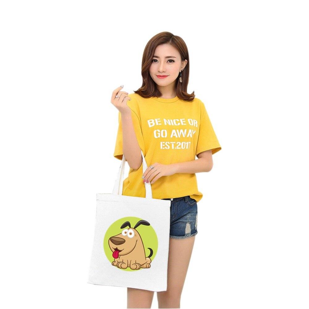 חם בד קיץ tote תיק דיגיטלי ציוד בעלי החיים הדפסת שקיות גברת אוכף בד מותג תיק כתף צד תיק