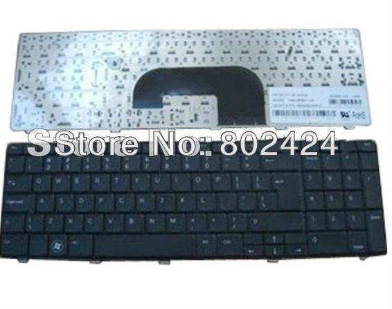 UK Keyboard For Dell 17R N7010 8V8RT V104025CS1 70070 90.4EN07.S01  free shipping