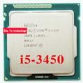 Core i5 3450 3.1GHz 6M SR0PF Quad Core Four threads desktop processors Computer CPU Socket LGA 1155 pin
