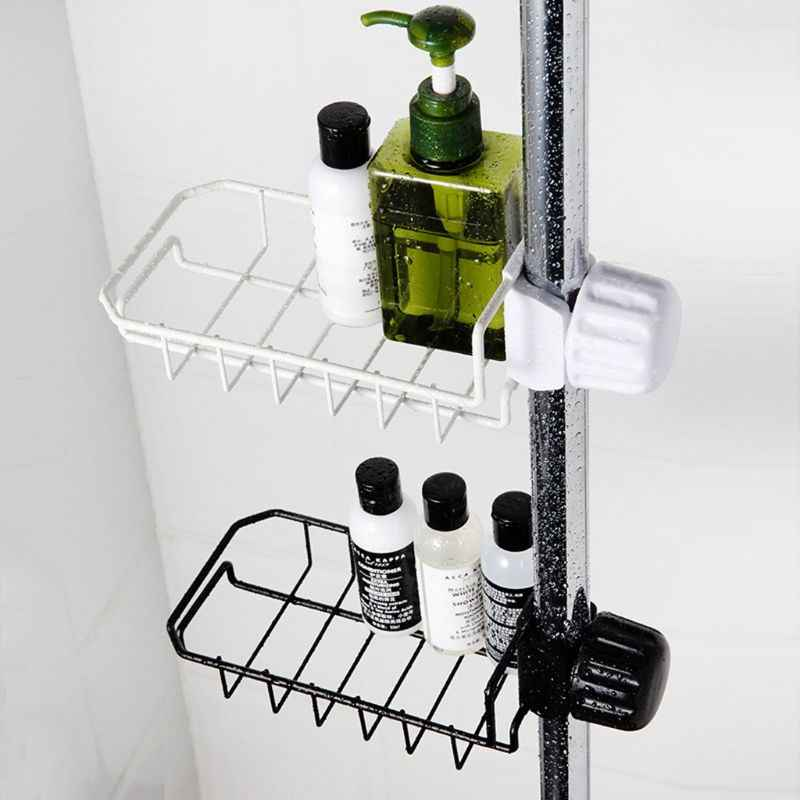Faucet Sink Sponge Dish Washer Hanging Storage Drain Rack Bathroom Shower Caddy Shelf Soap Holder Organizer Kitchen Accessories