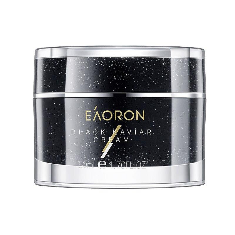 Australie Eaoron noir KAVIAR crème nourrissante raffermissant raffermissant la peau Minimise les taches brunes Pigmentation rétrécissement des pores