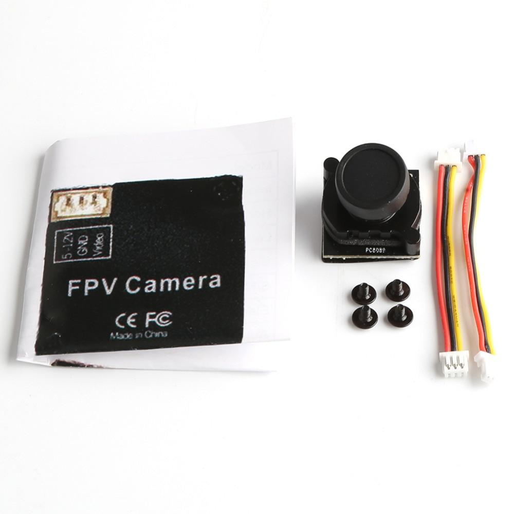 2018 New Arrival Model FPV Camera FPV Mini Camera MS-T1200 1200TVL 2.1MM Lens Coms PAL Standard Black High Quality