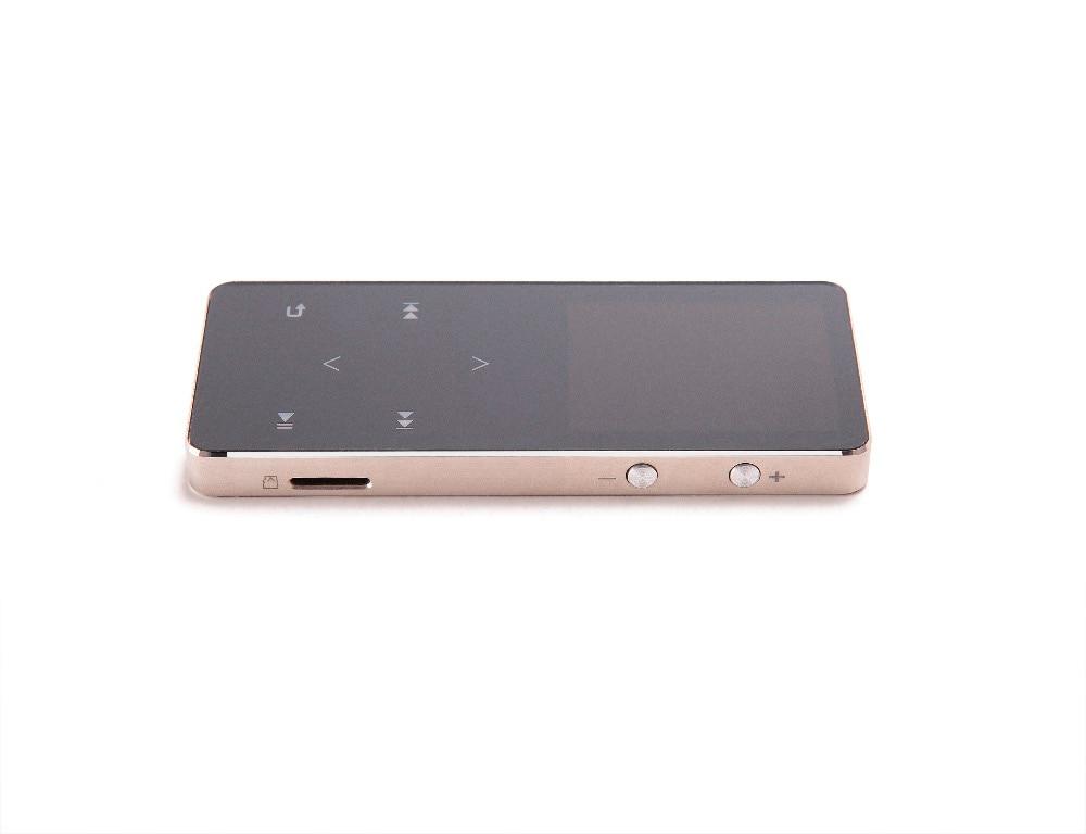 AUPHIL Sports MP3 Player Bluetooth 4.0 Reproductor de música sin - Audio y video portátil - foto 5