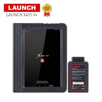 Launch car scanner X431 V+ for 12V gasoline&diesel cars full ECU system auto diagnostic tool 2 Year Free Update online DHL free