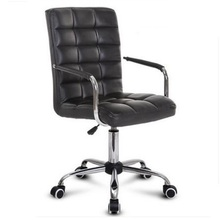 PI#3400 Computer household office legs lying boss leather bow foot massage chair