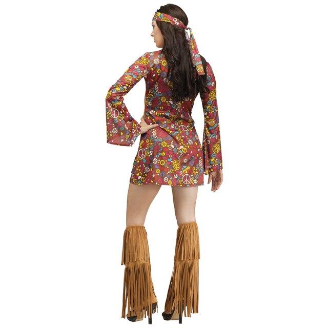 MOONIGHT 3 Pcs Women Halloween Carnival Indian Costume Womens Halloween Adult Fancy Dress 1