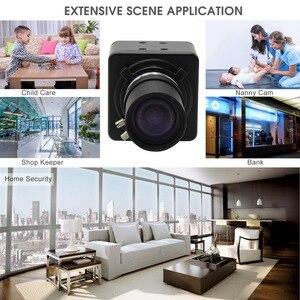 Image 5 - Высокоскоростная USB камера 1080P HD MJPEG 60fps/120fps/260fps UVC с датчиком OmniVision OV4689 CMOS USB PC веб камера с варифокальным объективом CS