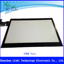 Wholesale Factory Top Touch Screen Digitizer Monitor Replacement Glass For Asus TP300L 5590R FPC-1(China (Mainland))