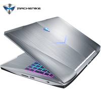Machenike F117 S6 Gaming Laptop 15 6 1080P I7 7700HQ GTX1060 6G Video RAM Laptops RGB