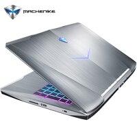 Machenike F117 S6 Gaming Laptop 15 6 1080P I7 7700HQ GTX1060 6G Video RAM Laptops RGB