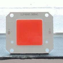 10 PCS DC12V 400-840nm Alta Powe 50 W COB espectro Completo LEVOU Crescer Luz para hidroponia