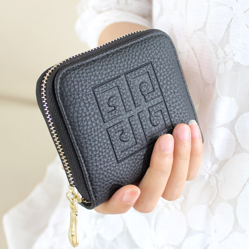 Zipper Coin Purses Card Holder women purse Mini short wallet small Balck Coin bag Purses Lady clutch bag Girl wallet wholesale new fashion genuine leather small women wallets and purses short zipper lady wallet coin pocket card holder bag