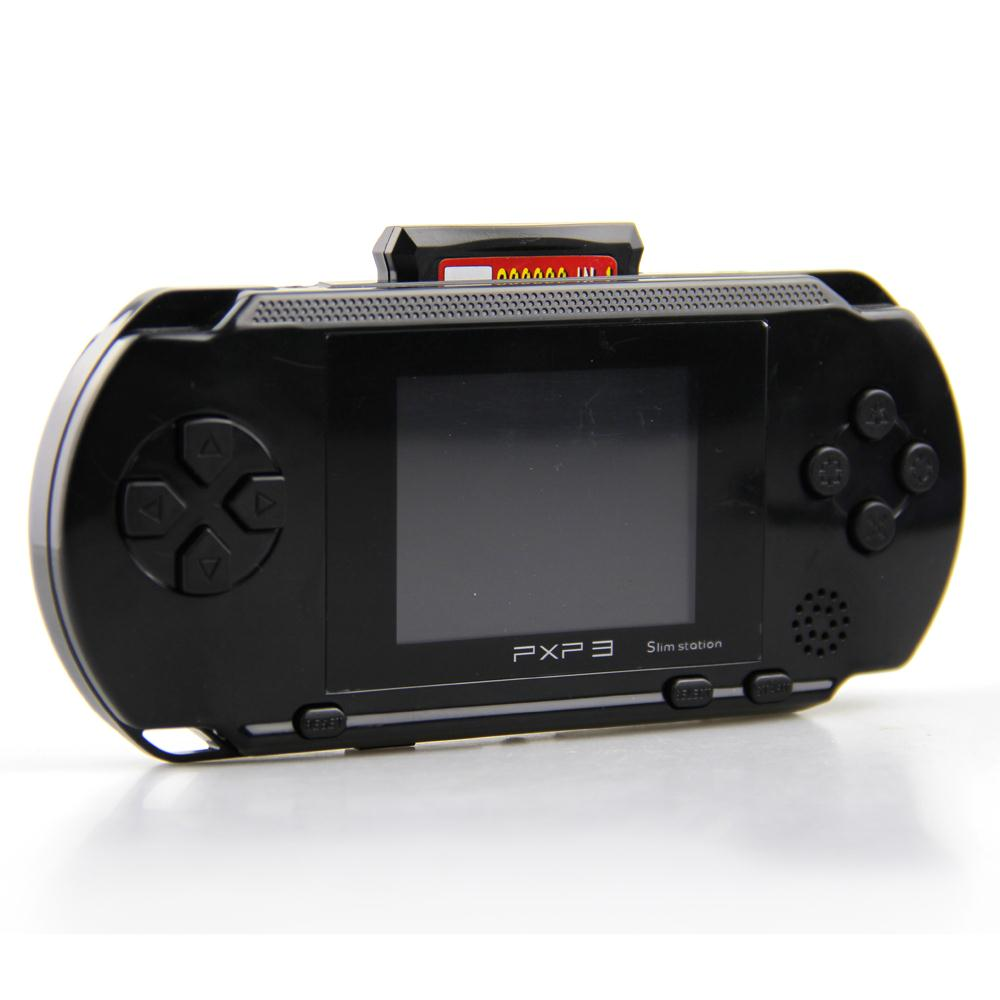 HOT SALE Quality For PXP 3 Game Console Handheld Portable 16 Bit Retro 150 Games For Kids High Quality Christmas Gift