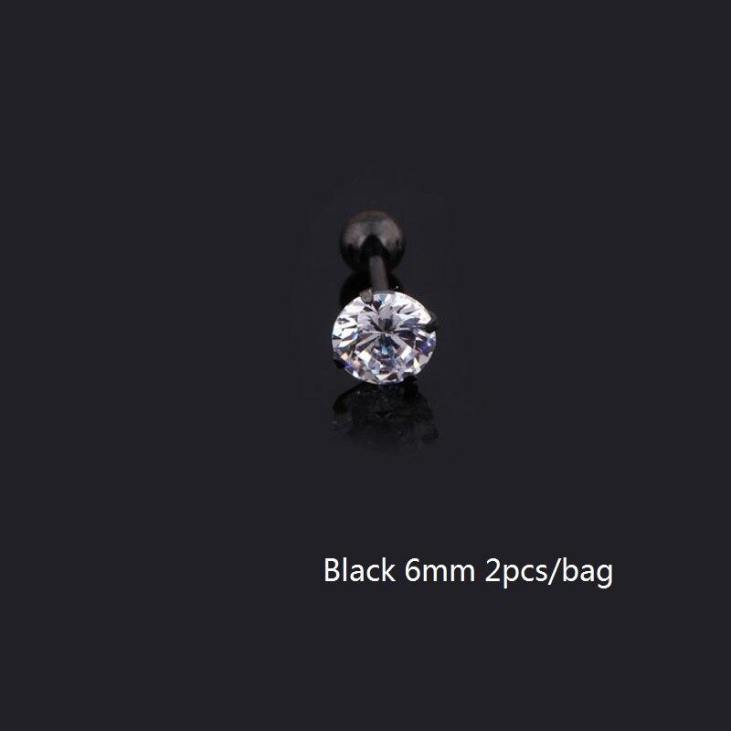 6mm black
