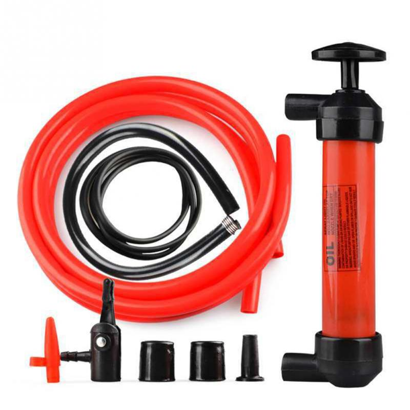 Oil Change Hand Syringe Oil Fuel Bump Extractor Sucking Pipe Vacuum Gun Pump-in Oil Pumps from Automobiles & Motorcycles