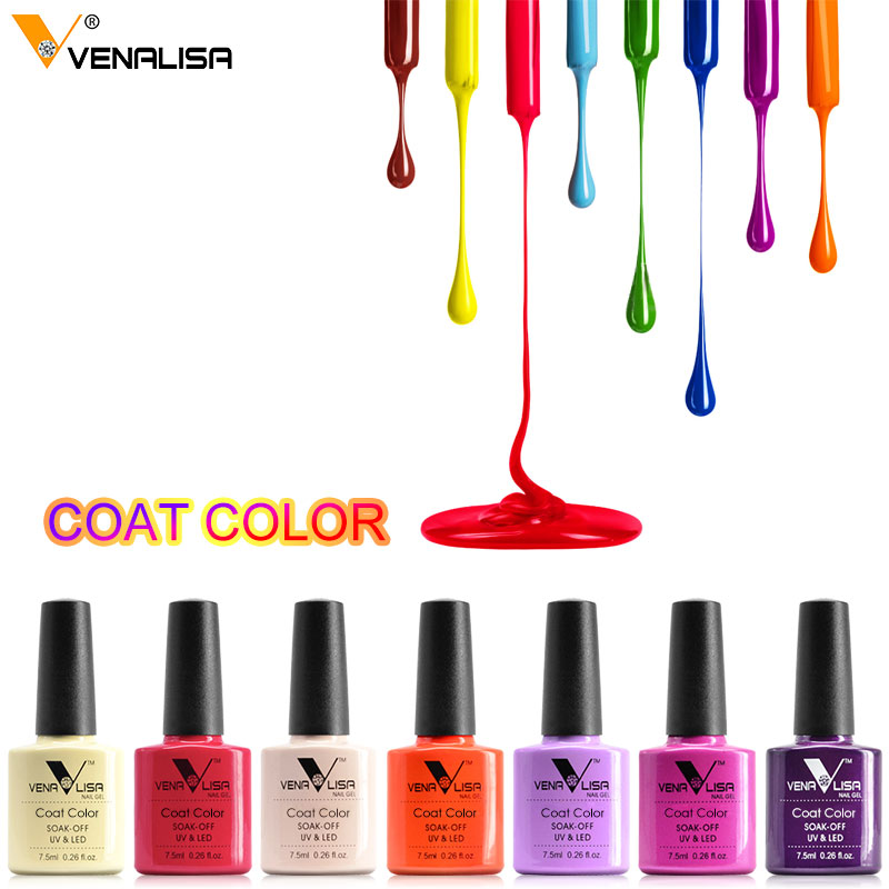 #61508 Venalisa Easy Soak Off Gel Nail UV