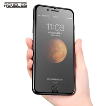 REVELES Matte Tempered Glass For iPhone 6 6s 7 8 Plus Screen Protector For iPhone 7 8 Plus Toughened Film Anti-Fingerprint Glass