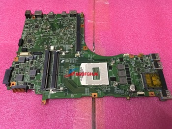 Original FOR MSI GT60 laptop motherboard MS-16F41 MS 16F41 VER: 3.0 100% TESED OK genuine ms 16h41 for msi gs60 2pm ms 16h4 laptop motherboard with i5 4200hq cpu and gtx850m test ok