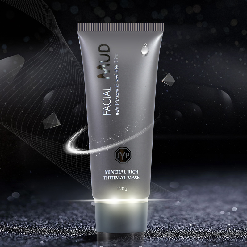 JYP Mineral Rich Thermal Facial Mask Quality Mud Mask Deep Cleaning Remove Grime Impurities Dead cells Skin feeling refreshed маска sea of spa rich facial mud mask