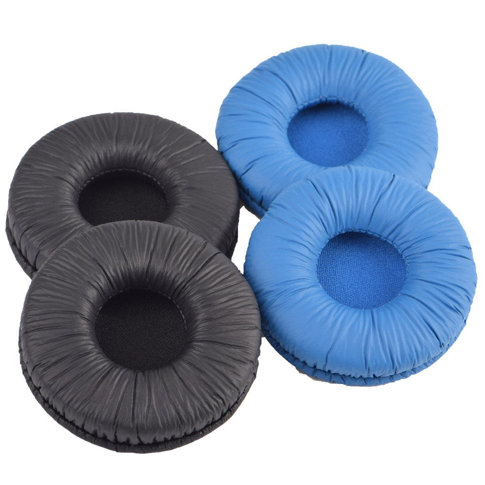 Image 2 - 2019 New 1 Pair Replacement foam Ear Pads pillow Cushion Cover for JBL Tune600 T500BT T450 T450BT Headphone headset 70mm EarPads-in Earphone Accessories from Consumer Electronics