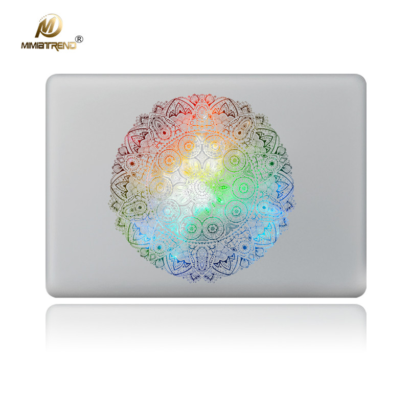 Mimiatrend Catching Dream Garland Vinyl Decal Laptop Stickers Skin For Apple Macbook Pro Air 11 13 15 inch