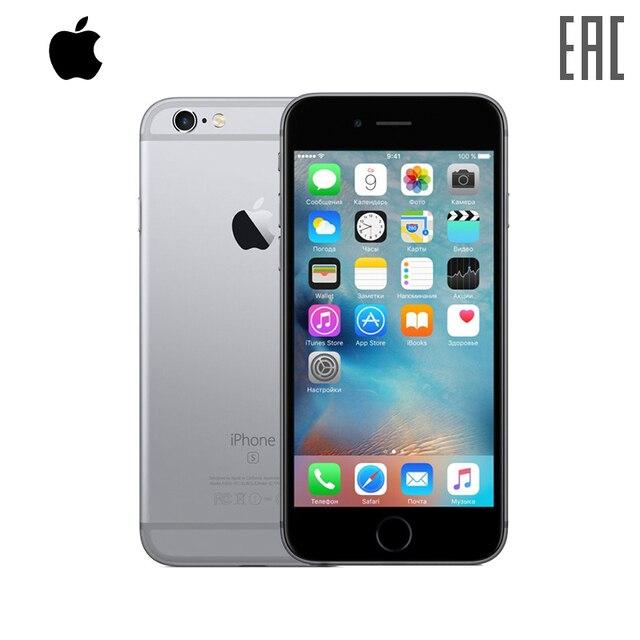 Смартфон iPhone 6S 32 ГБ ( MN0W2RU/A MN122RU/A MN112RU/A)