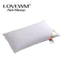 100% гречневая подушка заполнения Дети для детей и взрослых подушки шеи здоровья высокое качество