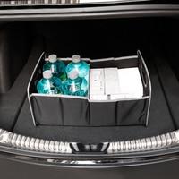 My Good Car Trunk folding storage box storage box compartment storage box for Tesla model 3 S X Car accessories