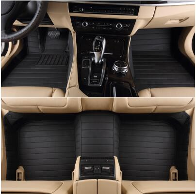 Good carpets Customize special floor mats for Toyota Venza 2015 2009 non slip waterproof carpets for
