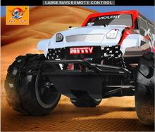 Feilun newest FC118 4ch 45cm length big scale remote control monster truck off road vehicle rc big wheels car toy Chrismas gift