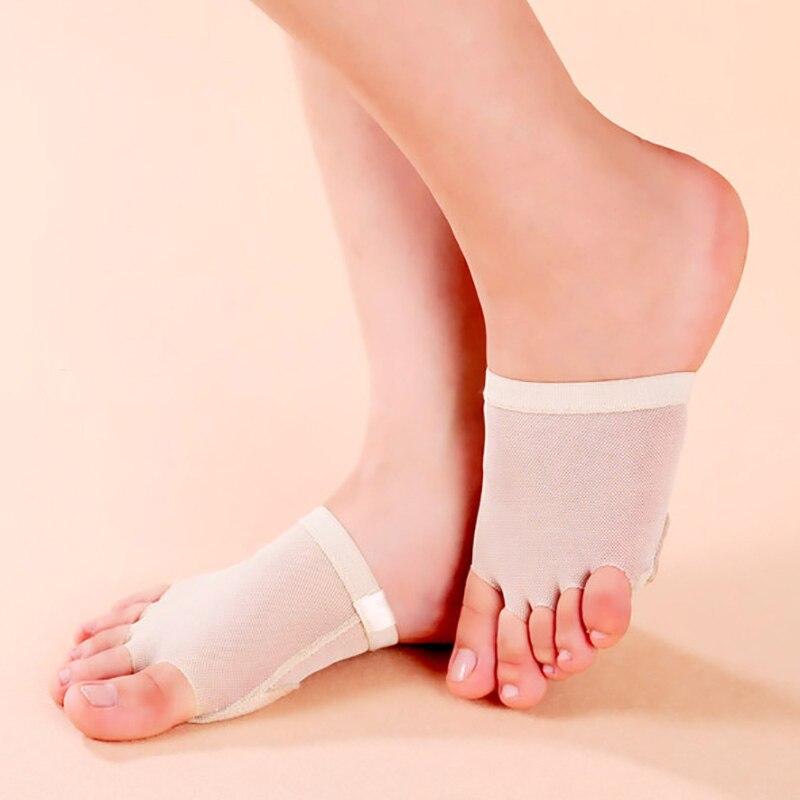 Rose Tattoo Socks Black Girls Ladies Dance Sheer Trainer Quarter Ankle 2-8 UK