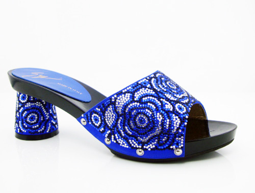 ФОТО 2015 New !African Fashion Italy shoes , women wear low-heeled sandals in summer,Party and other uses ladies' shoe  HK1-15