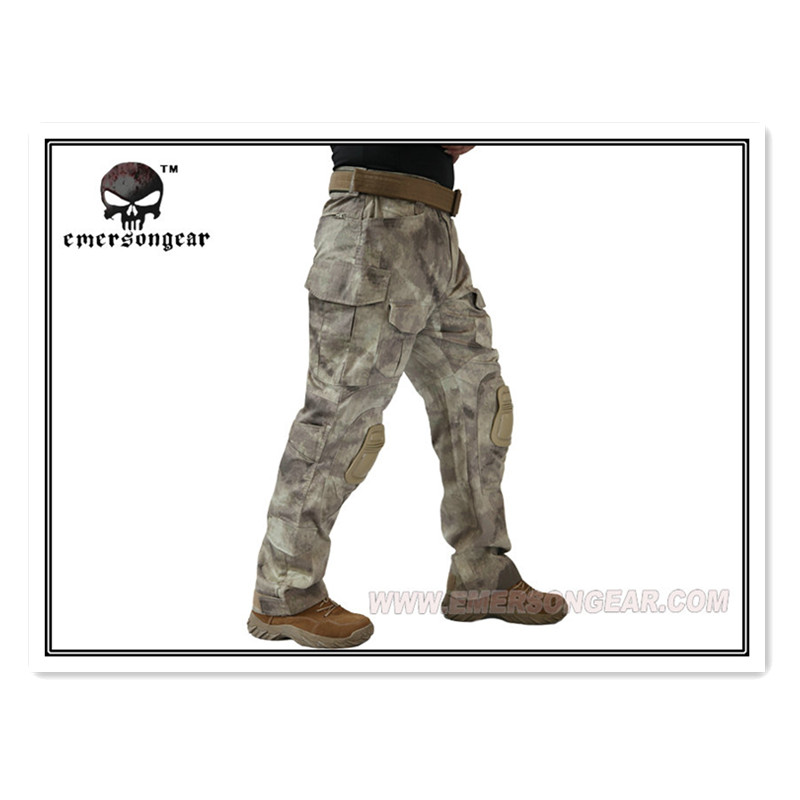 Emerson Tactical bdu G3 Combat Pants Emerson BDU Military Army Pants A-TACS EM7048 combat army bdu emerson military airsoft painball coyote olive em6905