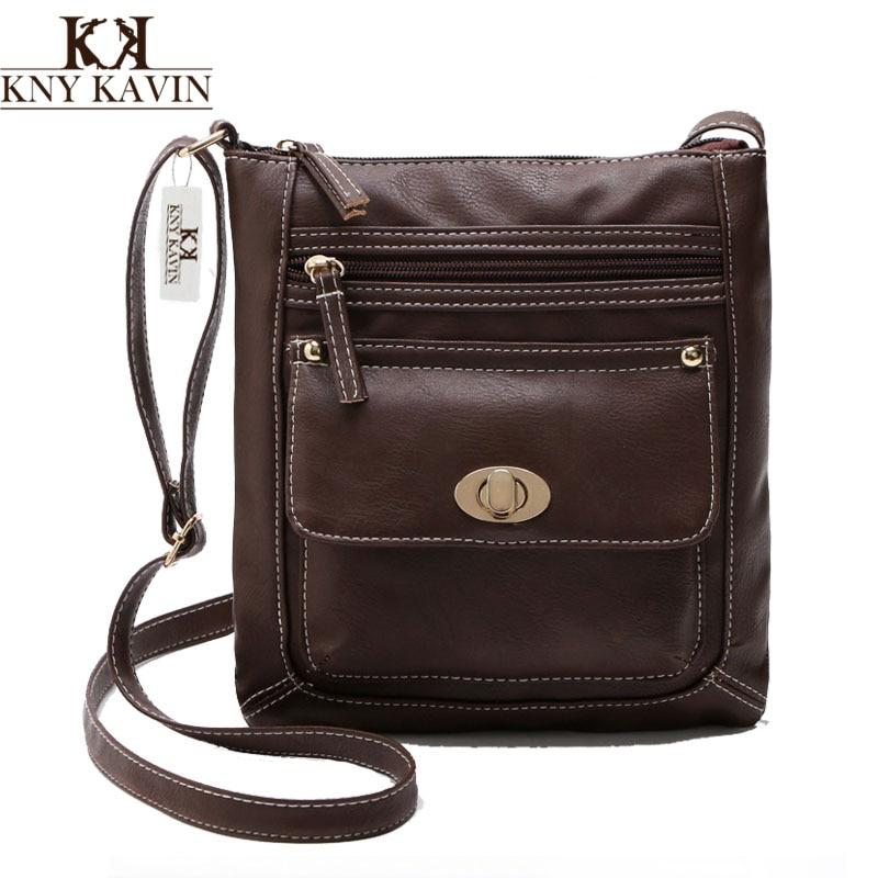 2017 moda cor sólida sacolas Tipo de Bolsa : Bolsas Mensageiro