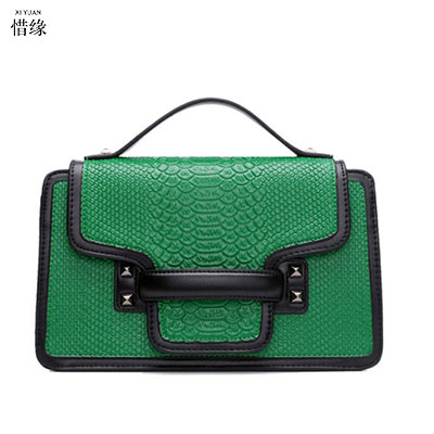 XIYUAN BRAND LUXURY pu Leather Women Shoulder Bag Brand Designer handbags Skin Crossbody bag high quality messenger bag for moms xiyuan brand ladies beautiful and high grade imports pu leather national floral embroidery shoulder crossbody bags for women