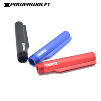 XP XPOWER High Quality BD CNC Aluminum One Piece Buttstock 6 Position Stock Pipe Rod For