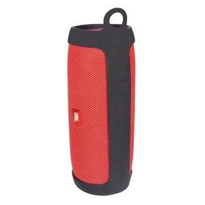 Image 5 - Yeni Yumuşak Silikon Kapak Hoparlör Durumlarda için JBL Şarj 3 bluetooth hoparlör Darbeye Dayanıklı Koruyucu Kollu JBL Için Charge3 Hoparlör