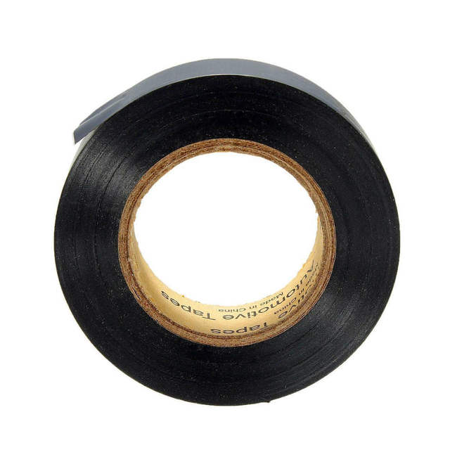 Online Shop 1 roll Black Electrical Insulation Tapes Mayitr Flame