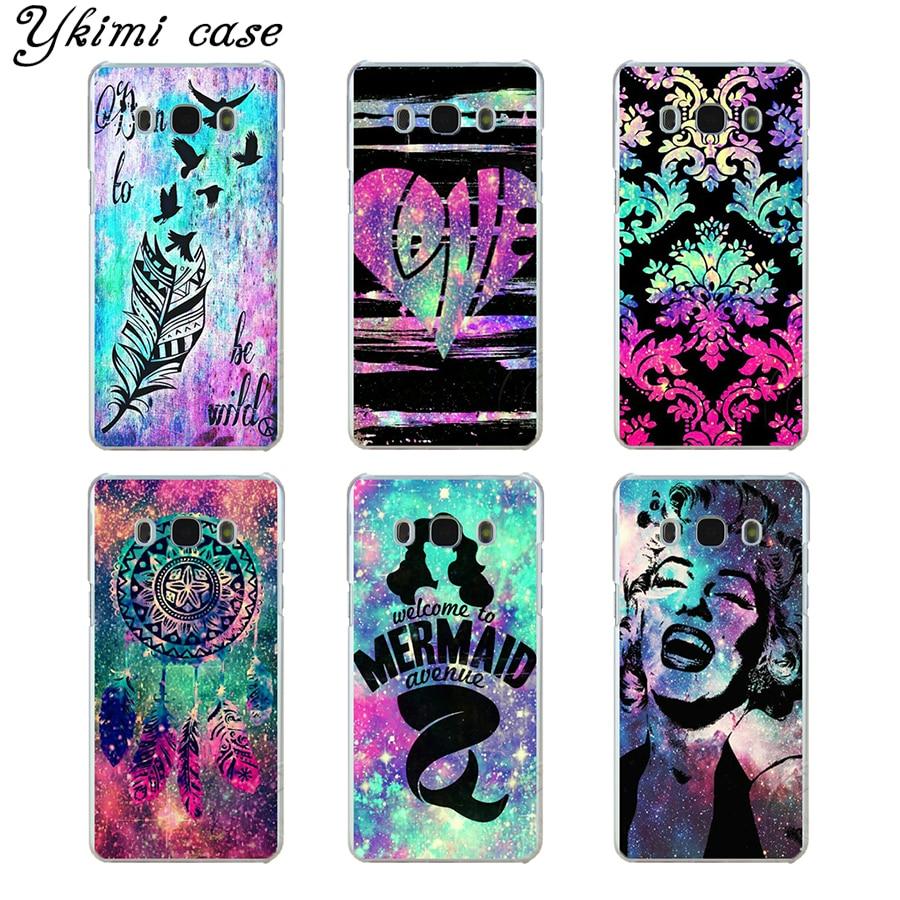 Fashion Colorful pict for Samsung Galaxy J1 J5 J7 2015 2016 case phone Clear J100 J500 J700 J120 J510 J710 Cover