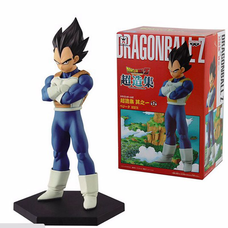 Japan's new Dragon Ball Z action figure toys Super Saiyan /Vegeta  PVC action toy figures classic   kids toys  gifts 12pcs set new sofia the first figures toys princess sofia action figure pvc doll brithday gift toy for children kids toys