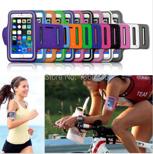 Mobile Phone Accessories Smart Winangelove 200pcs Flexible Running Gym Sport Waist Case Armband Pouch Bag Cover For Iphone 5 6 7 For Samsung S6 Cellphones & Telecommunications