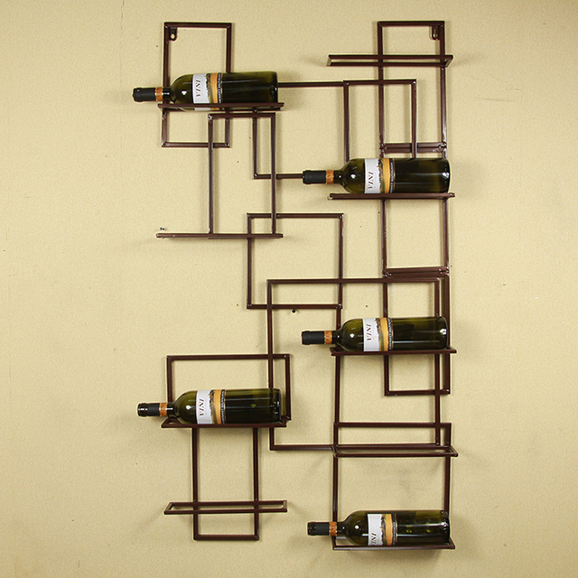 Old Fashioned Bar Rack Wall Decor Sketch - Wall Art Collections ...