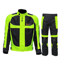 Motorcycle Winter Summer mens womens jacket Protective Gear Knight Jacket Racing Reflective oxford clothing Motorbike jackets